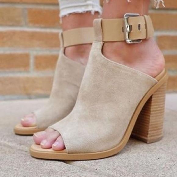 Marc Fisher Vashi Women/'s Heels Black